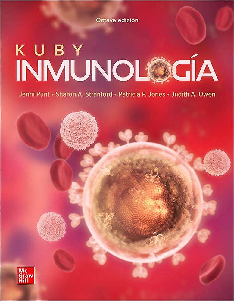 KUBY Inmunología.
