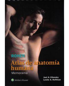 Rohen. atlas de anatomía humana memorama