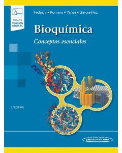 Bioquímica. Conceptos esenciales. Incluye eBook