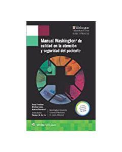 Manual washington de calidad en la atención y seguridad del paciente