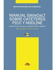 Manual GAVeCeLT sobre catéteres PICC y MIDLINE