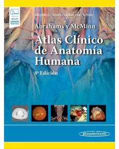 Abrahams y McMinn Atlas clínico de Anatomía Humana. Incluye eBook