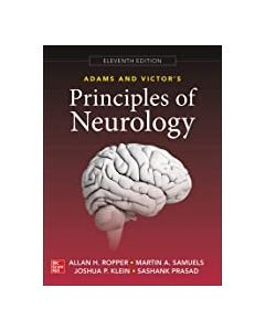 Adams and victor's principles of neurology .