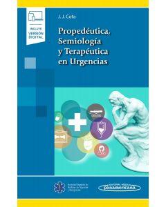 Propedéutica, Semiología y Terapéutica en Urgencias. Incluye eBook