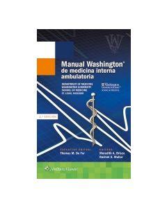 Manual washington de medicina interna ambulatoria .
