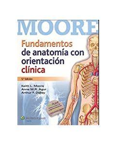 Fundamentos de anatomía con orientación clínica .