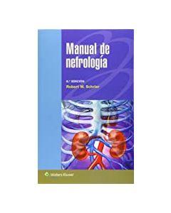 Manual de nefrología .