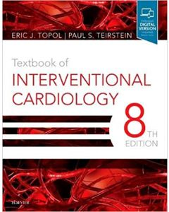 TEXTBOOK OF INTERVENTIONAL CARDIOLOGY 8ED
