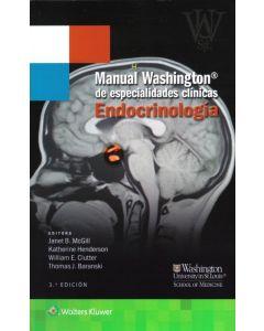 Mnl washington de esp clínicas: endocrinología .