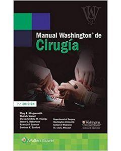 Manual washington de cirugía .