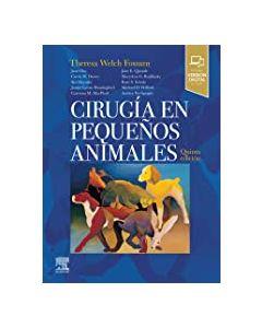 Cirugía en pequeños animales . acceso online al libro en inglés