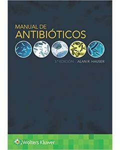 Manual de antibióticos .