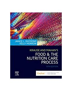 KRAUSE AND MAHAN'S FOOD & THE NUTRITION CARE PROCESS 15 ED