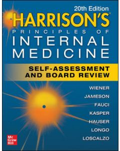 Harrison's Principles Of Internal Medicine Self-Assessment And Board Review, 20th Edition