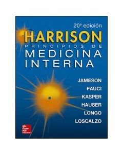 HARRISON PRINCIPIOS DE MEDICINA INTERNA 20ED 2VOLS