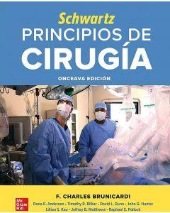 Principios de Cirugía 2 Vol.  11 ED