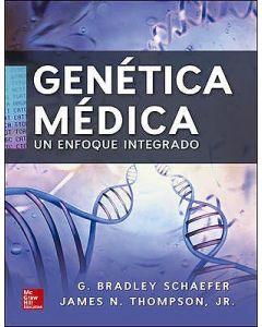 Genética medica  1 Ed.