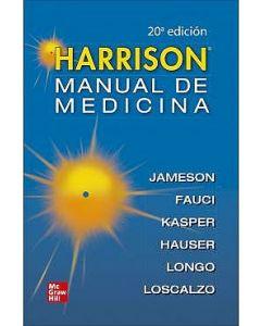 HARRISON Manual de Medicina 20ED