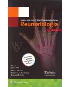 Mnl washington de esp clínicas: reumatología .