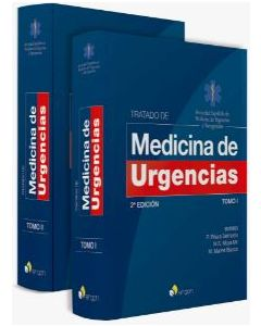 Tratado de Medicina de Urgencias 2 ed. 2 Tomos