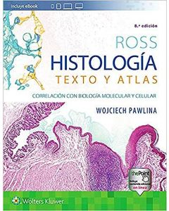 Ross histología texto y atlas .