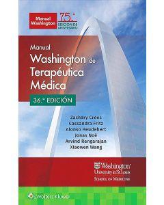 Manual washington de terapéutica médica 3.