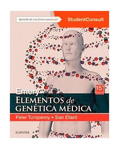 Emery elementos de genética médica 1.
