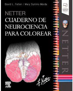 Netter cuaderno de neurociencia para colorear