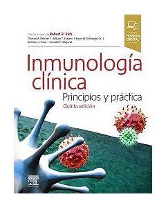 Inmunología clínica . (incluye versión digital en ingles)