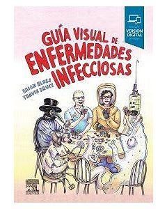 Guía Visual de Enfermedades Infecciosas + Acceso Online en Inglés.