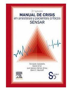 Manual de crisis en anestesia y pacientes críticos sensar .