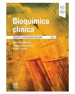 Bioquímica clínica texto y atlas en color .
