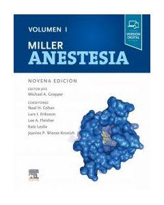 MILLER Anestesia, 2 Vols.