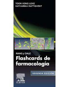 RANG y DALE Flashcards de Farmacología
