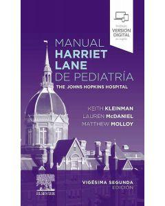 Manual Harriet Lane de Pediatría. The Johns Hopkins Hospital
