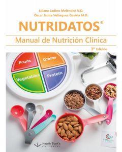 Nutridatos Manual de Nutrición Clínica 3 Ed.