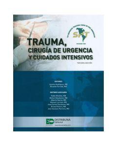 Trauma, cirugía de urgencia y cuidados intensivos. 3Ed.