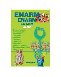 ENARM 4 AMIR TRAUMATOLOGÍA, FARMACOLOGÍA, PSIQUIATRÍA, UROLOGÍA, ANESTESIA...