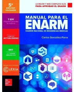 Manual para el ENARM examen nacional de residencias Médicas 5 ED.