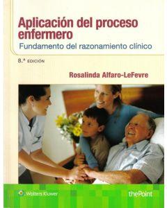 Aplicación del proceso enfermero .