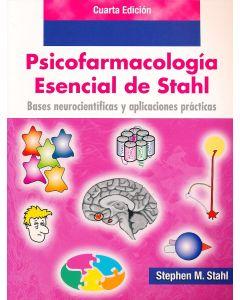 Psicofarmacología esencial de stahl bases neurocientíficas y aplicaciones prácticas .