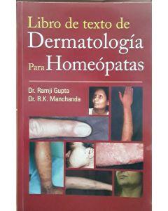 LIBRO DE TEXTO DE DERMATOLOGÍA PARA HOMEÓPATAS