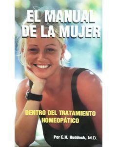 EL MANUAL DE LA MUJER DENTRO DEL TRATAMIENTO HOMEOPATICO
