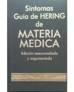 SÍNTOMAS GUÍA DE HERING DE MATERIA MEDICA VOL 6